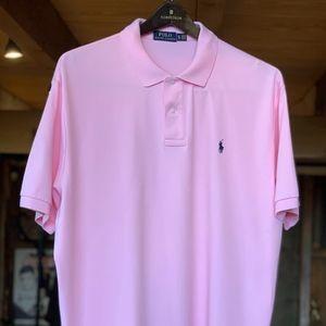 Polo Light Pink polo